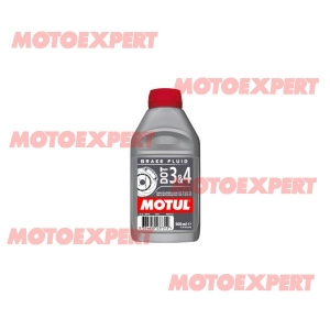 LÍQUIDO DE FRENO DOT 3 & 4 500 ML MOTUL