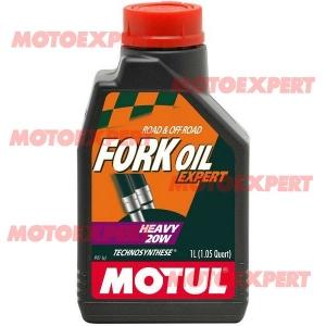 ACEITE DE HORQUILLA DE MOTO FORK OIL 20 W EXPERT 1 LITRO MOTUL