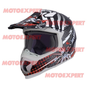 CASCO DE CROSS NENKI NK - 315 S AL 3XL