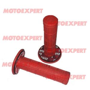 Juego / Kit 2 Puños Moto Protaper Rojo