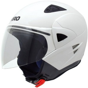 CASCO ABIERTO SHIRO SH 60 MANHATHAN BLANCO APROBADO