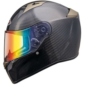 CASCO INTEGRAL SHIRO SH336 CARBONO APROBADO
